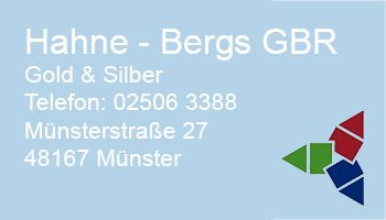 Hahne-Bergs Gold & Silber